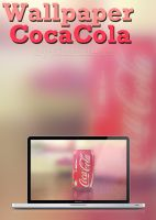 Coca Cola - Wallpaper by Ihavethedreamersdise