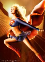 Supergirl by dominiquefam