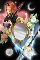 Life beyond the mirror by multieleonora96