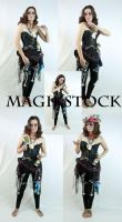 Hoodoo set2 by magikstock