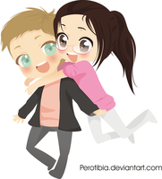 Sweet Couple by PerotiBia