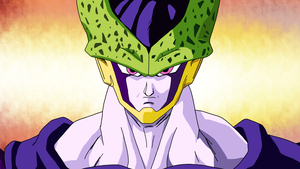 Perfect Cell's Power by EymSmiley