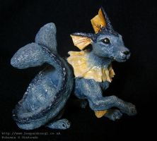 Pokemon - Vaporeon by leopardcorgi