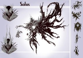 Emotion Demon Solus by ThroneSeeker