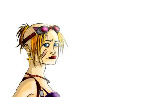 One more Tank Girl by DorianInExcelsis