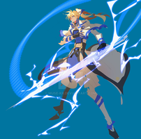 rough comissino_ KY Kiske by muse-kr