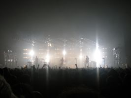 Nine Inch Nails Live - Burn by Mornothly