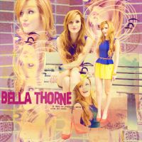 Bella Thorne Blend by EditionsAndSmile