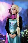 Queen of Arendelle,Elsa cosplay frozen by MissWeirdCat
