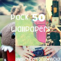 Pack de Wallpapers! by PauEditionsOfficial