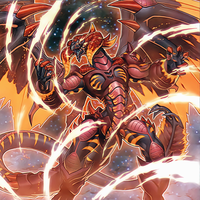 Tyrant Red Dragon Archfiend by 1157981433