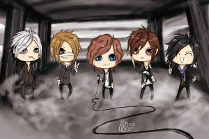 Remember The Urge Chibis by HayleyFeatRuki