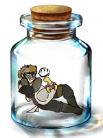 |PTS| All Bottled Up by slycooper11