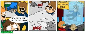 EWcomics No.40 - Snow by eddsworld