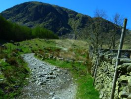 In search of Tarn Crag by chrispye77