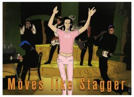Moves Like Stagger by thecarlosmal