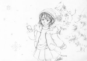 Winter Flakes by anuhesut