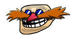 Troll Face (Eggman) by Baitong9194