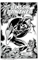 Black Panther by Anthony L Fowler by TheInkPages