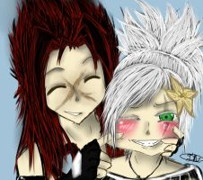 PainedLife and Marionette_Syndrome by imurderedbarnie