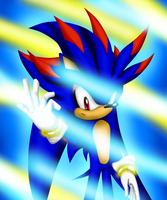 Sholner the hedgehog by japoloypaletin