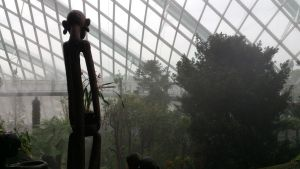 Garden by the Bay - Cloud forest by MashTomato