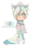 Adopt Auction 5_2 [CLOSED] by yaocchi