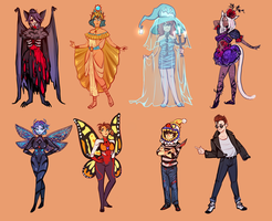 Costume Ball 6 by Momo-Deary