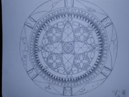 Magic Circle by WitchOfStories