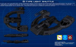 G-Type light shuttle ortho [New] by unusualsuspex
