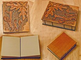 A small notebook by WrenchMan