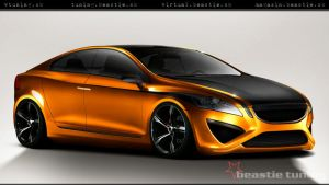 volvo s60 by beastieRacing
