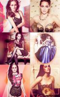 Kristen Stewart Collage by somebodyinmyheart