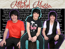 Mitchel Musso Banner. by Jacky-Jules
