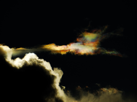 Cloud iridescence -8- by IoannisCleary