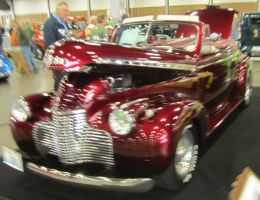 40 Chevy Cabriolet by zypherion