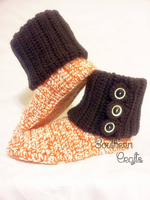 Slouchy Slipper Boots by YunisUnis