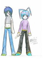 Redesign Saito and Seki? by TBBishiXO