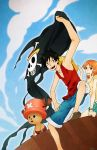 One Piece: A Great Wind by paper-hero