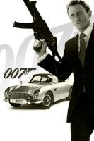 Bond, James Bond by cburkill