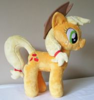 Applejack is best pony! by PlushieScraleos
