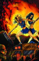 Zombie Vs Cheerleaders 5 cover 1of4 by 1314