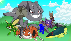 HeartGold Team by oxob3000