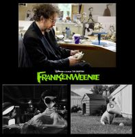 Frankenweenie 2012 by RetardMessiah