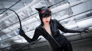 Catwoman by K0nataChan