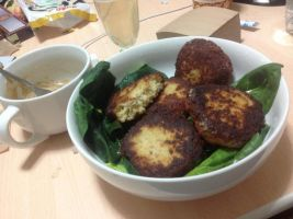 Tae's Panko Fish Cake Recipe by taeliac