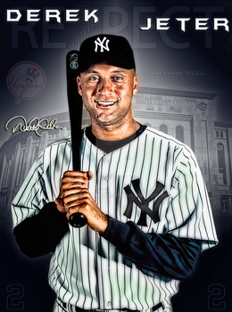 Derek Jeter EDIT by nathanon3