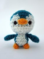 Litto Penguin 02 by nsdragons