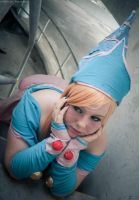 Dark Magician Girl - Lost in Her Own Mind by seethroughcrew