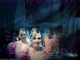 Wallpaper - Cameron Diaz by miney004
